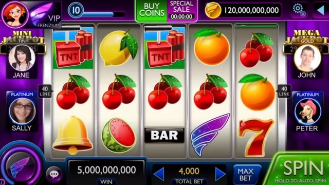 Casino Frenzy - Best Casino Game for Android
