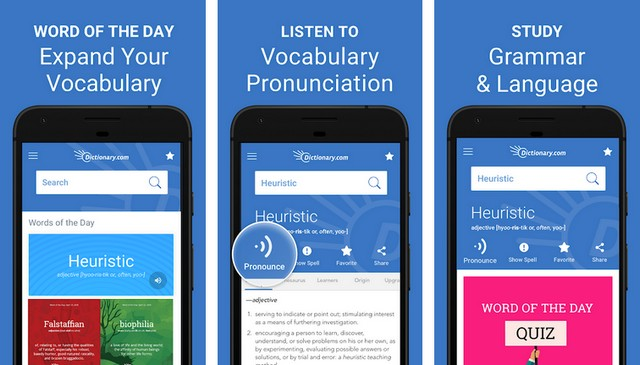 Dictionarycom - Dictionary App for Android