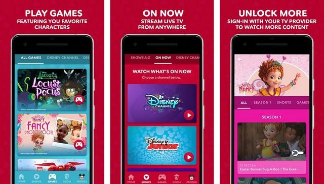 DisneyNOW - Best Disney App for Android