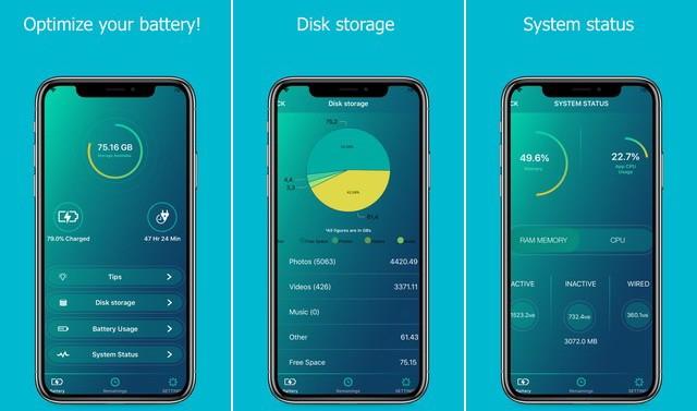 Full Battery - Saver Boost