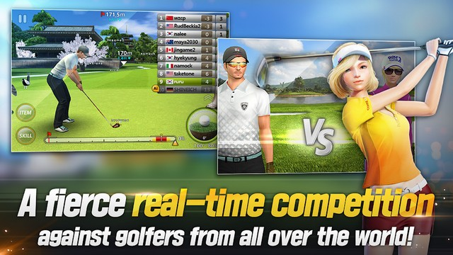 Golf Star - best baseball game for Android