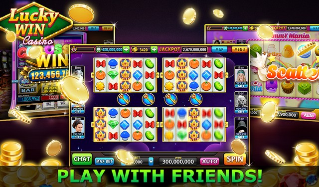 Lucky Win Casino - Best Casino Game for Android