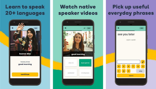 Memrise - English Learning app for Android