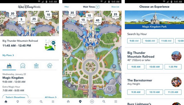 My Disney Experience - Best App for Android