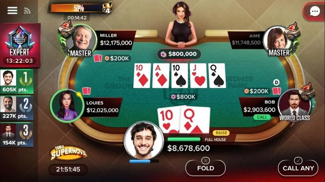 Poker Heat - Poker Game for Android