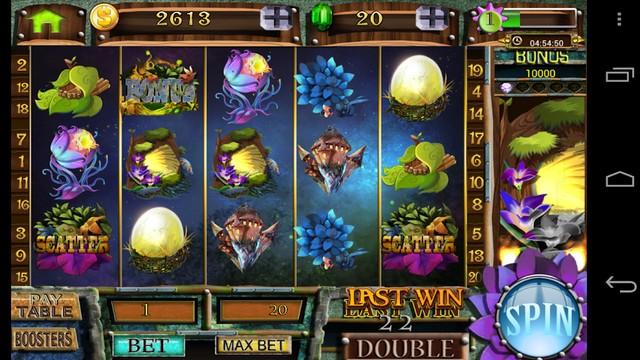 Slots - Magic Forest