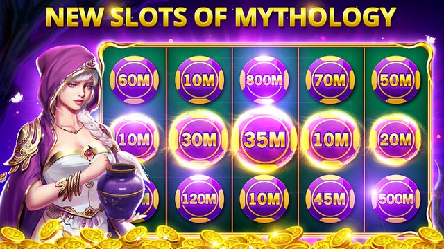 Slots Myth - Best Game for Android
