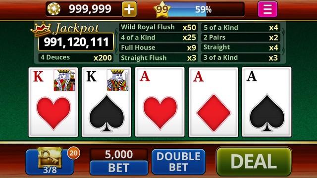 Video Poker Offline Free
