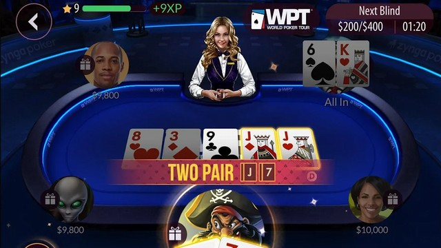 Zynga Poker Game for Android
