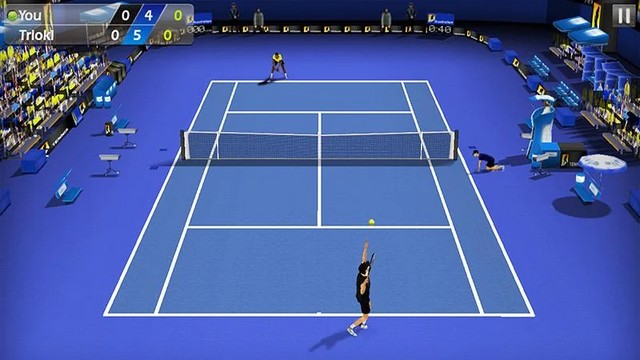 3D Tennis - Best Tennis Game for Android