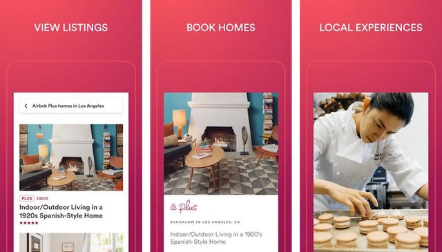 Airbnb - Best Hotel Booking App