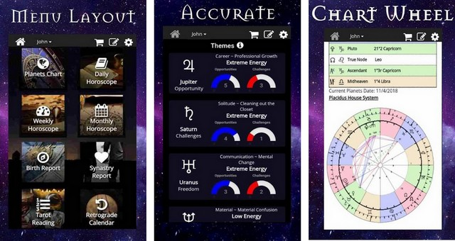 AstroMatrix - Best Horoscope App for Android