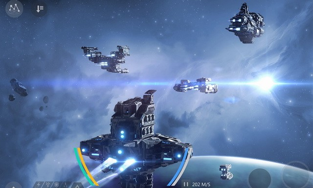 Best Space Games for iPhone and iPad