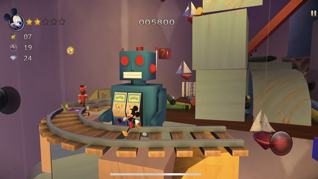 Castle of Illusion - Best Disney Game for iPhone