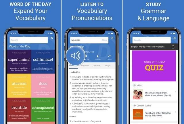 Dictionary.com - Best Dictionary App for iPhone
