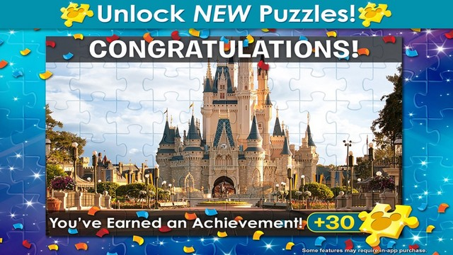 Disney Jigsaw Puzzles - Best Game for iPhone