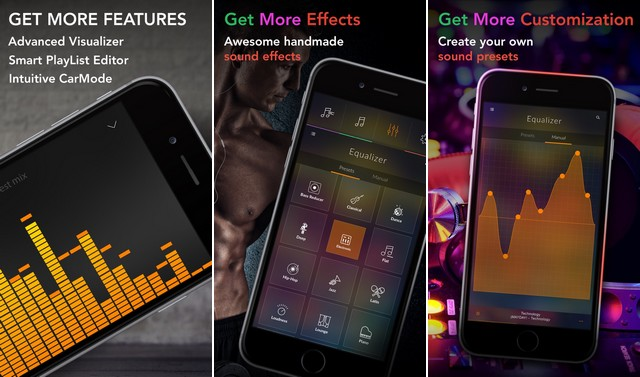 Equalizer+ Best Equalizer App for iPhoneApp for iPhone
