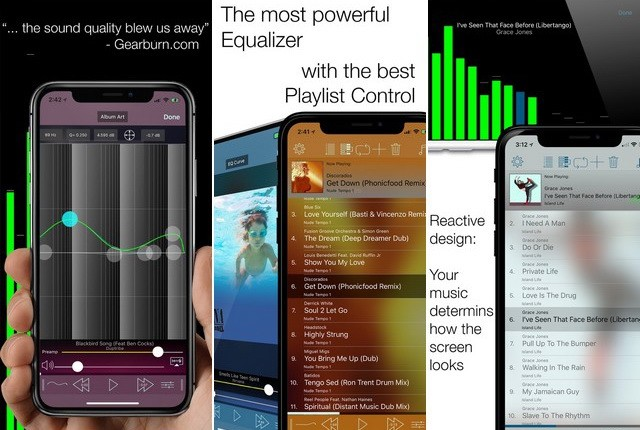 Equalizer for iPhone