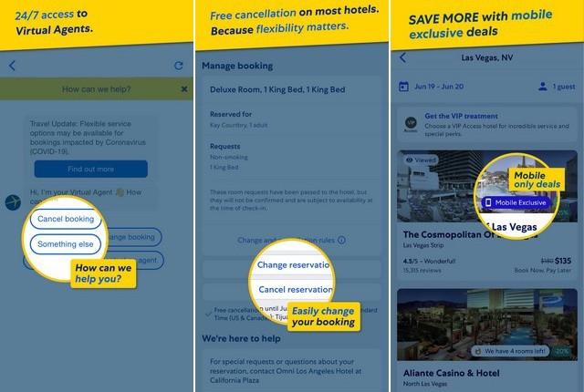 Expedia - Best Hotel Booking App