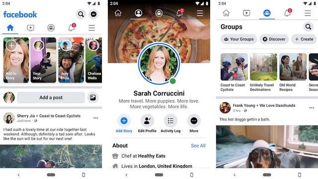Facebook - Best Social Media App