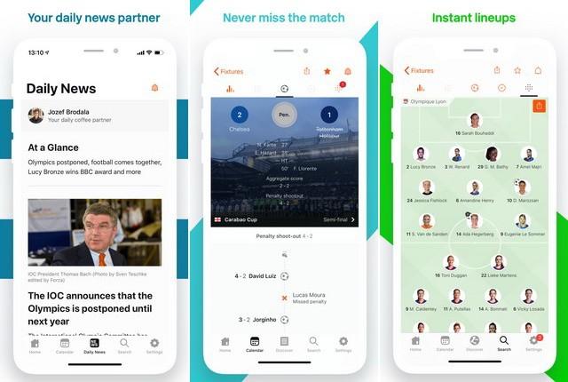 Forza Football - Best European Football App