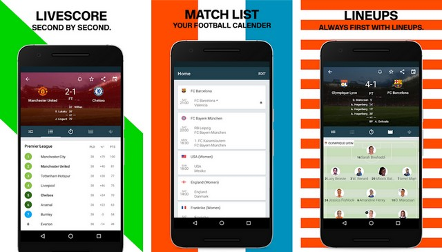 Forza Football - Best European Football App