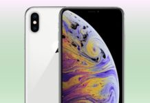 How to take a screenshot on iPhone XS Max