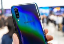 How to wipe cache partition on Samsung Galaxy A50