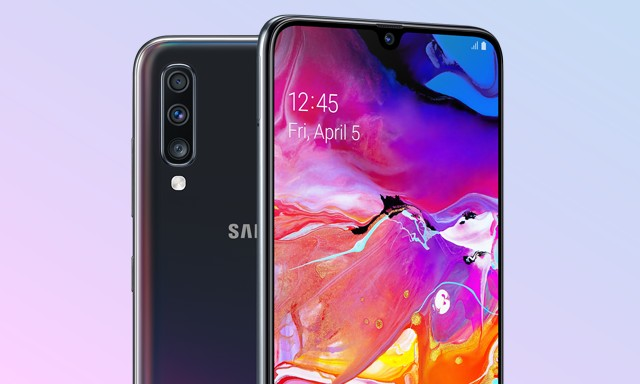 How to wipe cache partition on Samsung Galaxy A70