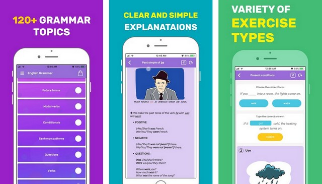 Learn English Grammar - Best App for Android