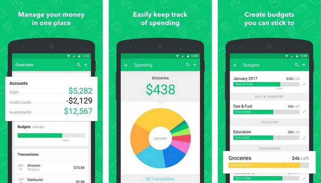 Mint - Best Budget App for Android