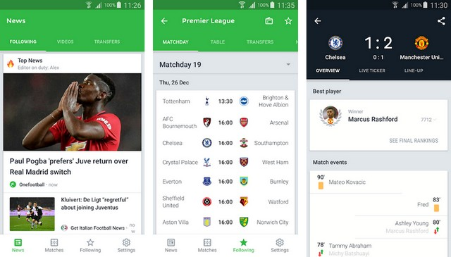Onefootball - Best European Football App