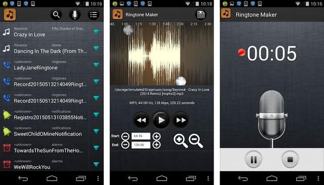 Ringtone Maker - Best App for Android