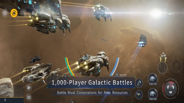 Second Galaxy - Best Space Game for iPhone