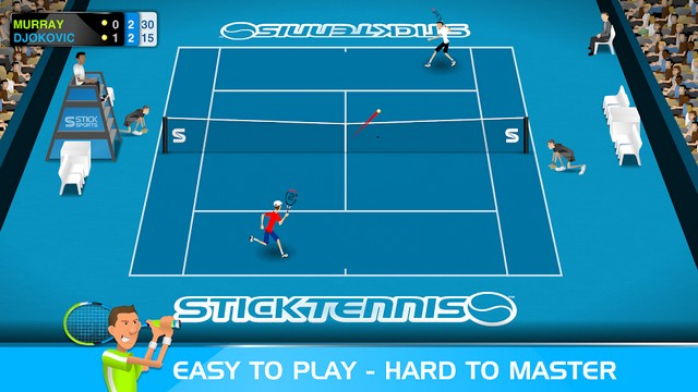 Stick Tennis - Best Game for Android