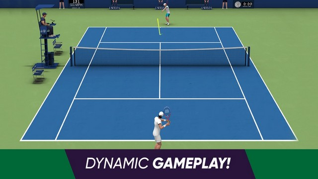 Tennis World Open 2020 for iPhone
