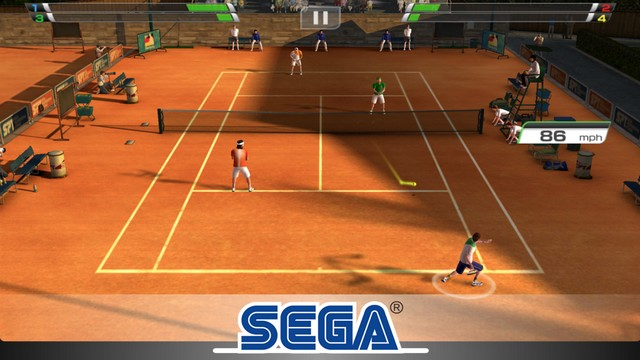 Virtua Tennis Challenge for iPhone