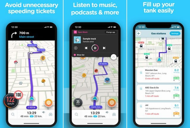 Waze Navigation - Best GPS and Navigation App