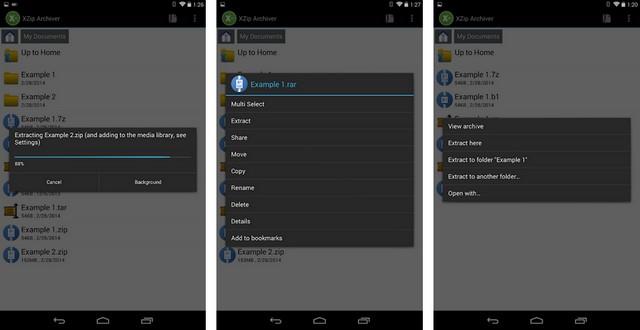 XZip - Best Unzip App for Android
