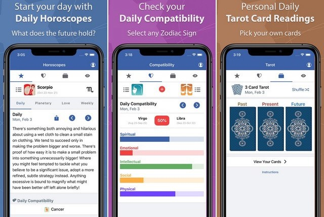 Astrolis - Best Horoscope App for iPhone
