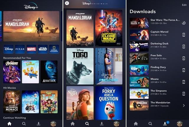 Disney+ Best App for iPhone