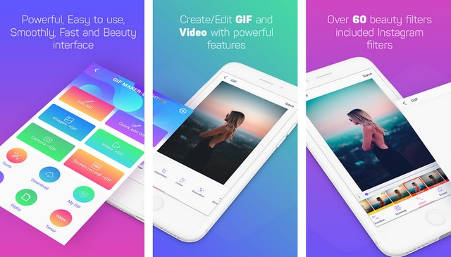 GIF Maker - Best App to Create GIFs