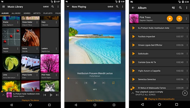 Hi-Fi Cast - Best DLNA Streaming App