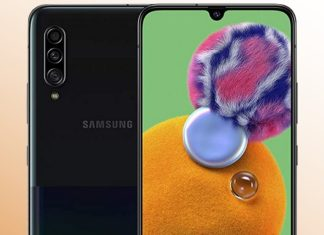 How to Change Wallpaper in Samsung Galaxy A90