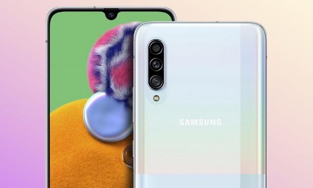How to Show Battery Percentage on Samsung Galaxy A90