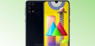 How to Take Screenshot on Samsung Galaxy M31