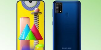 How to change languages on Samsung Galaxy M31