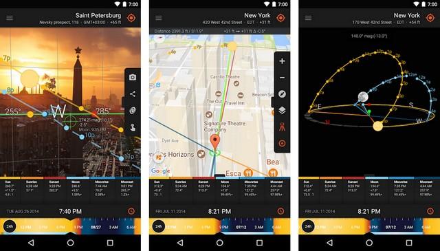 Sun Surveyor - Best Filmmaking App