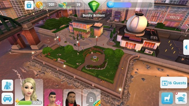 The Sims Mobile - Best Life Simulator Game