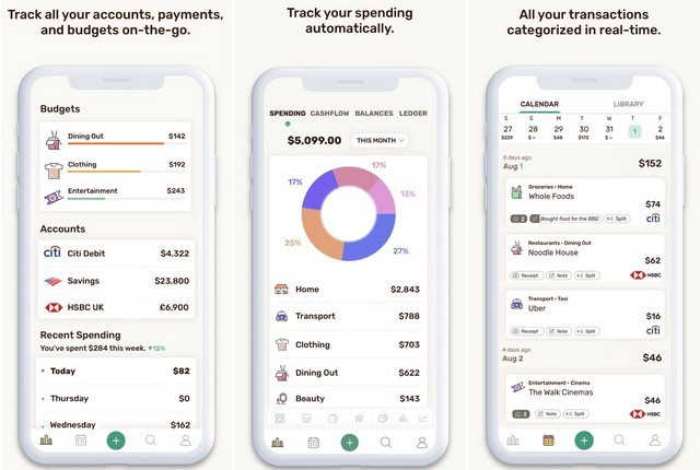Wally - Best Budgeting App for iPhone